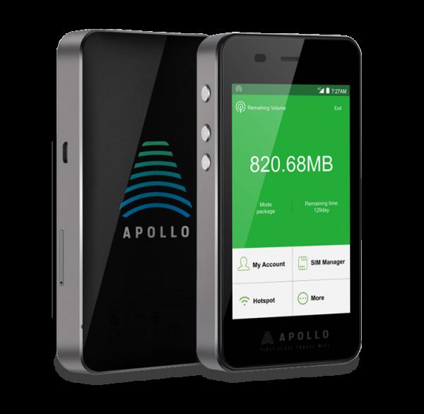 Apollo Travel WiFi - Device Showcase